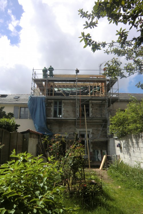 Maison Déchamps – REZE (44)