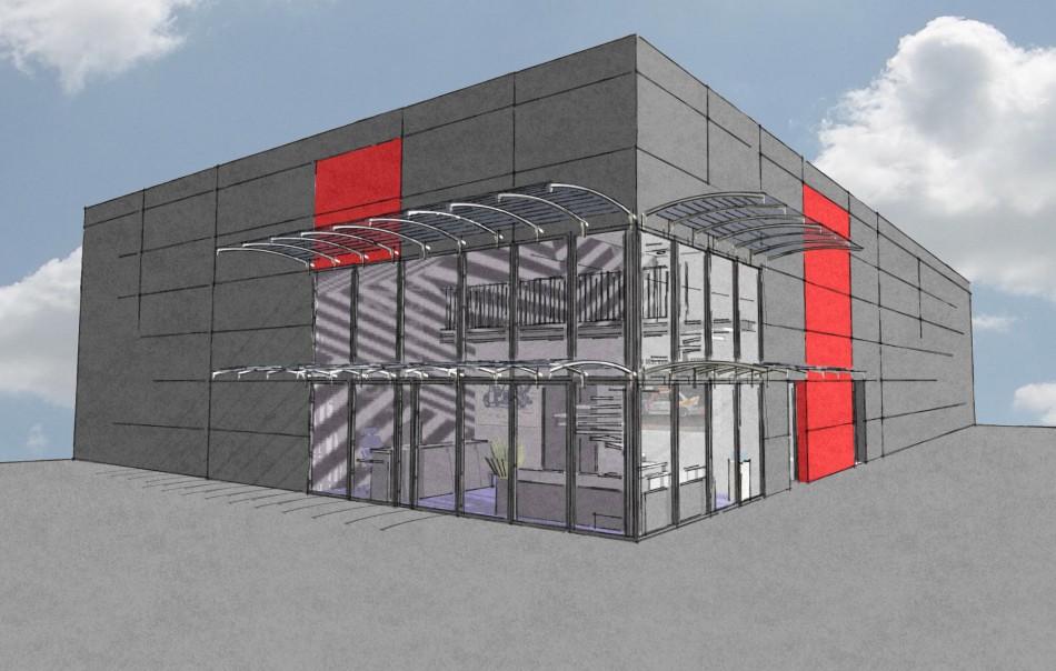 Centre de contrôle technique – SAINT HILAIRE DE LOULAY (85)
